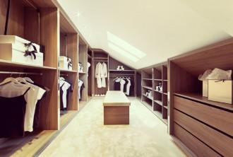 Kleiderzimmer