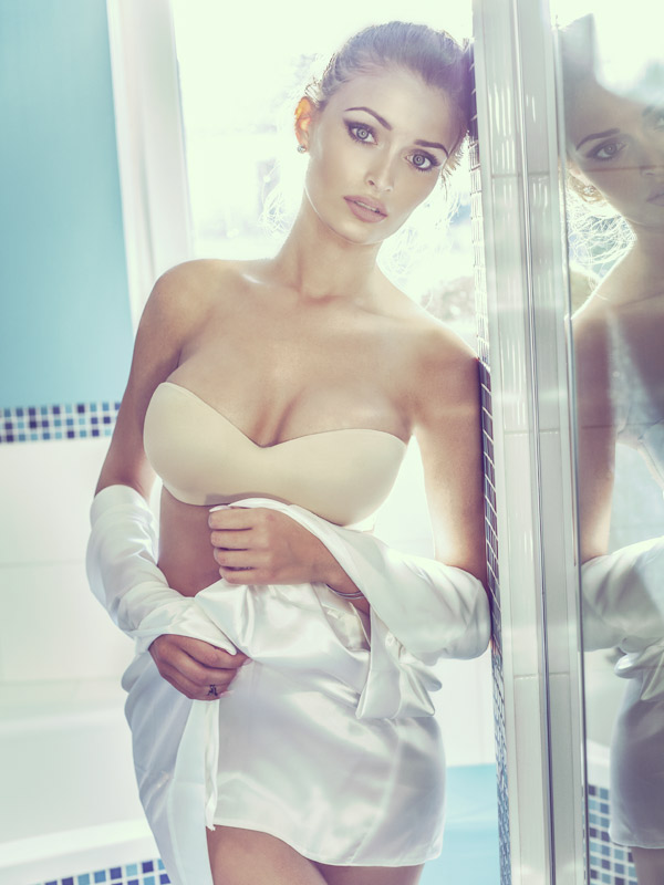 Sexy Dessous für kurvige Frauen