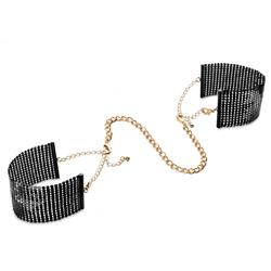 Désir Métallique Cuffs Handschellen von Bijoux Indiscrets online bei AMORELIE kaufen
