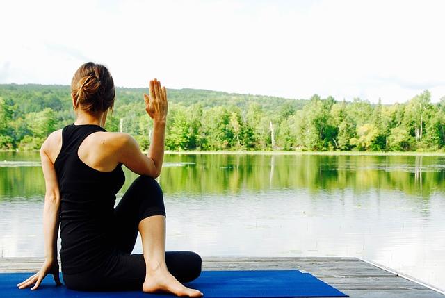 Yoga-Übungen für intensives Beckenbodentraining