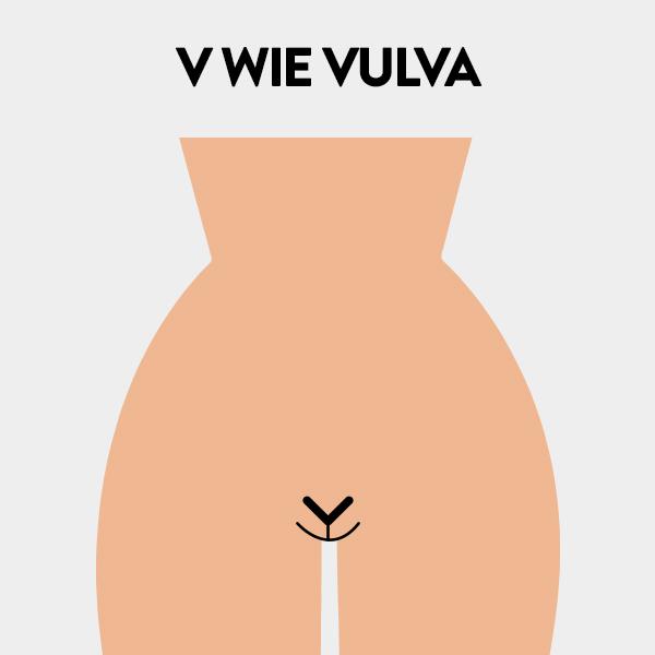Schamhaar-Frisuren für Vaginas: Vulva