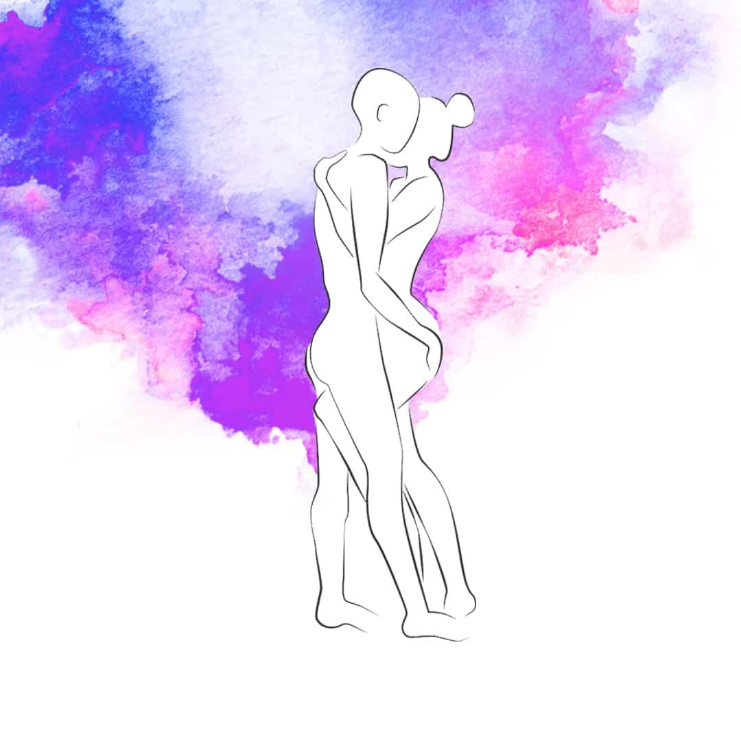 Sexhoroskop Stier - Sexstellungen für die Stier-Frau