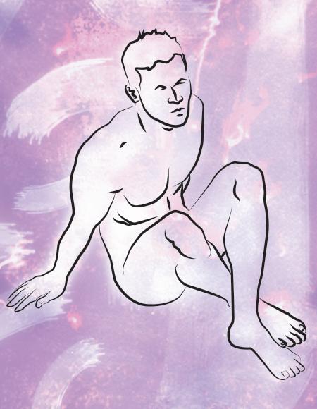 Entdecke die erogenen Zonen von Männern