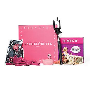 Bachelorette Box für den Junggesellinnenabschied