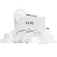 Hochzeitsbox von VOU als Geschenk zum Junggesellinnenabschied