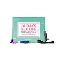 Sex Life Challenge für Urlaub zuhause