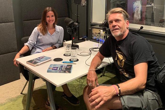 AMORELIE Podcast mit Hajo Schumacher