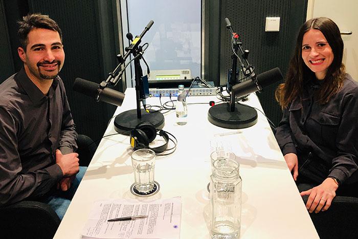 AMORELIE Podcast mit Moshe Weizmann