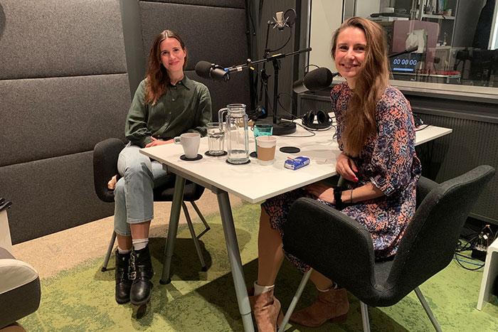 AMORELIE Podcast mit Laura Malina Seiler